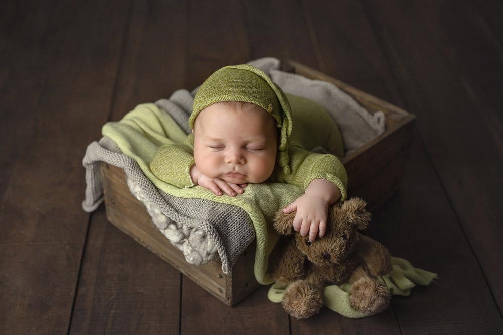 Fotografía newborn, edición by Cintia Espinoza