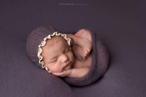 Fotografía newborn edición para recién nacidos by Cintia Espinoza