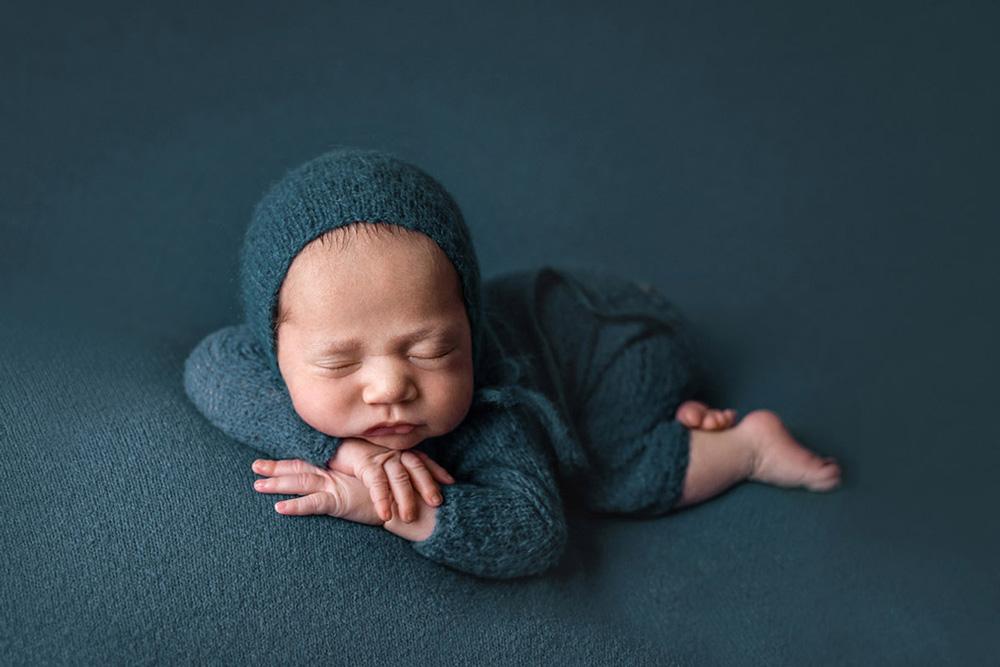 Fotografía de recién nacido edición Fine Art by Cintia Espinoza
