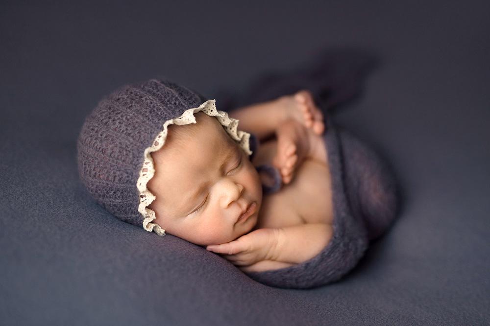 Edición Fine Art de fotografía newborn, recien nacidos by Cintia Espinoza