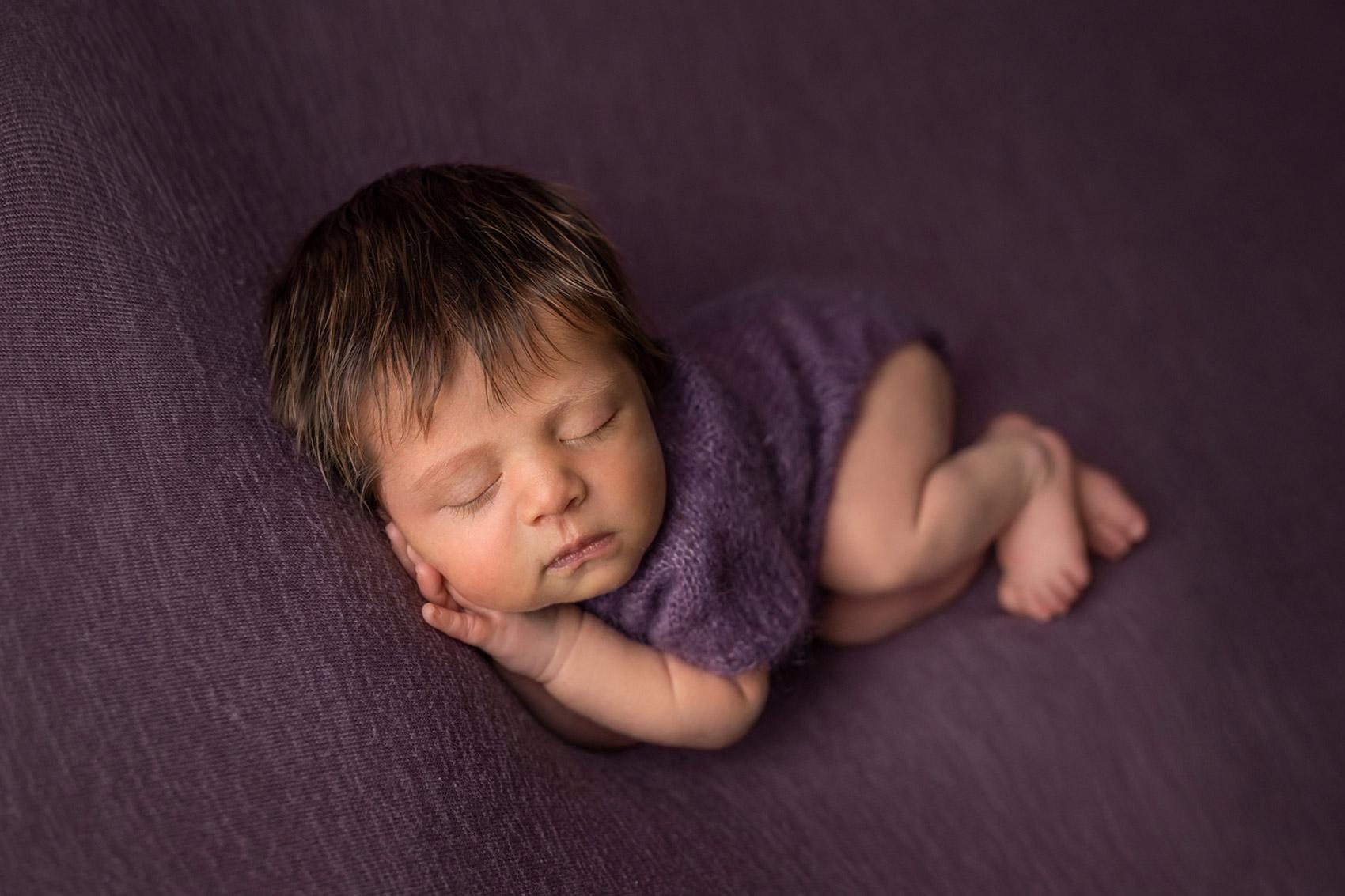 Fotografía newborn, recién nacido por Cintia Espinoza Fotógrafa